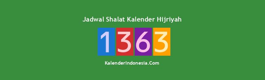 Banner 1363