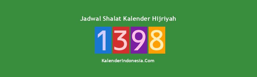 Banner 1398