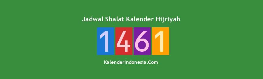 Banner 1461