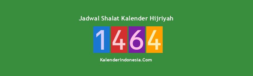 Banner 1464