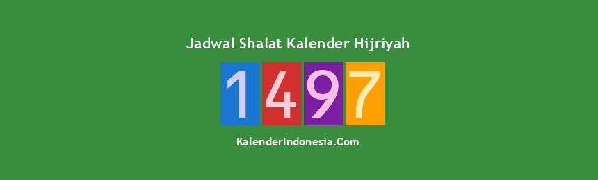 Banner 1497
