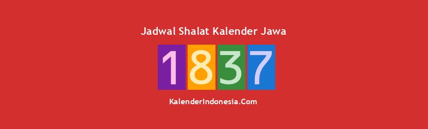 Banner 1837