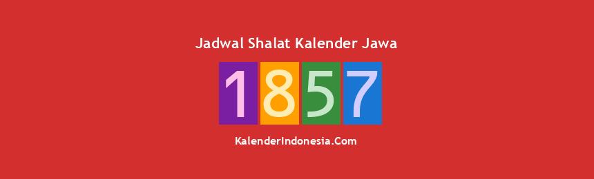 Banner 1857