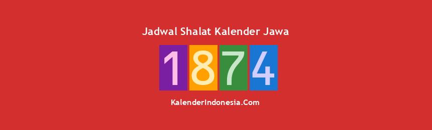 Banner 1874