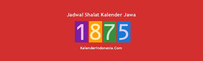 Banner 1875