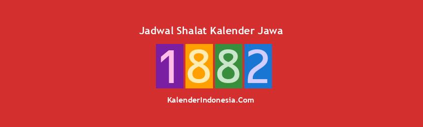 Banner 1882