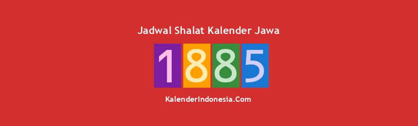 Banner 1885