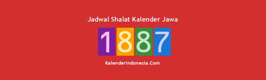 Banner 1887