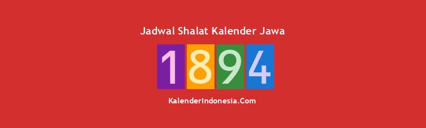 Banner 1894