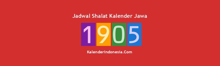 Banner 1905