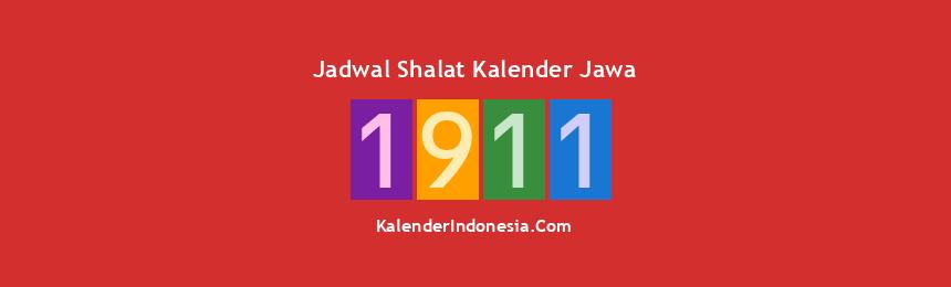 Banner 1911