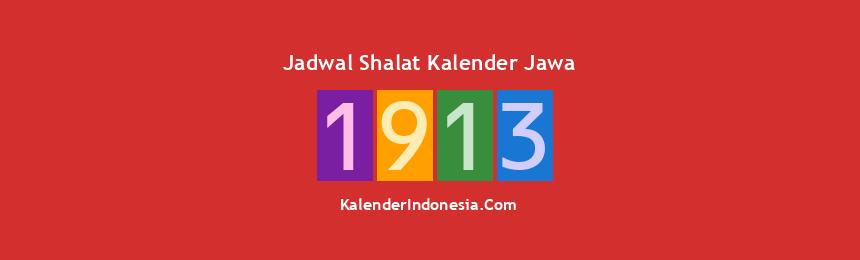Banner 1913