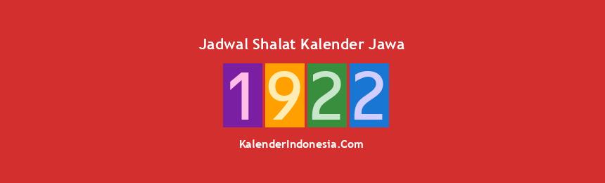 Banner 1922