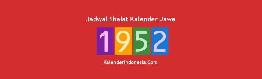 Banner 1952