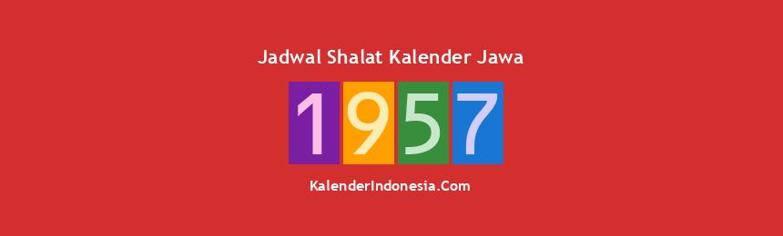 Banner 1957