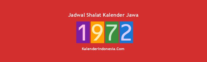 Banner 1972