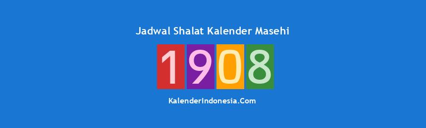 Banner 1908