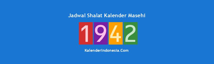 Banner 1942