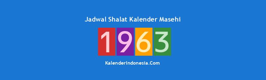 Banner 1963