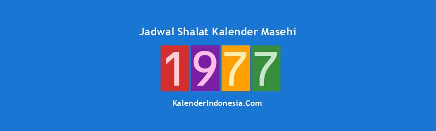 Banner 1977