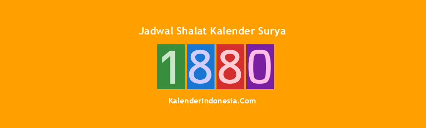 Banner 1880