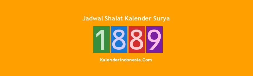 Banner 1889