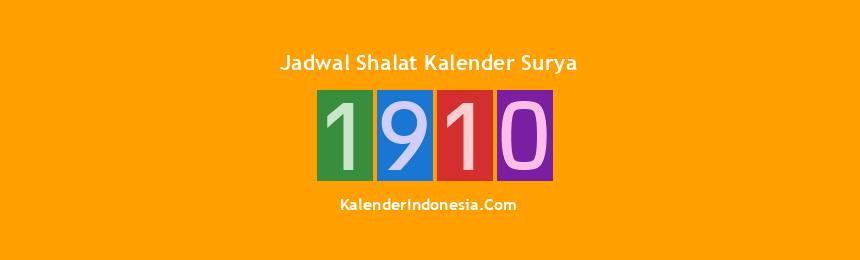 Banner 1910