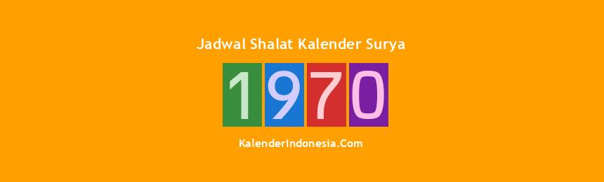Banner 1970