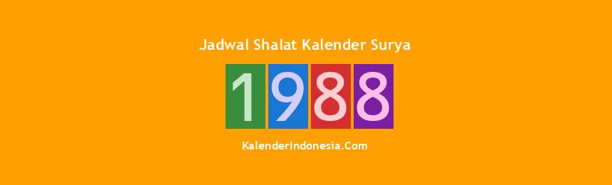 Banner 1988