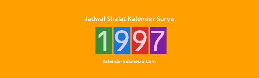Banner 1997