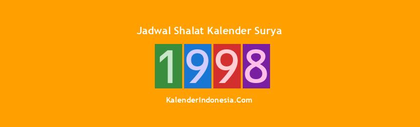Banner 1998