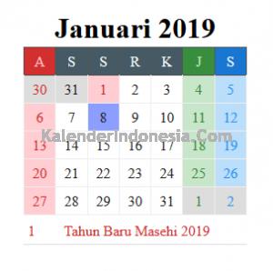 Gambar Widget Kalender Indonesia